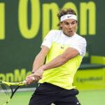 ATP de Doha: Nadal llega a cuartos ganando en dos sets a Haase