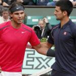 """Nadal: """"Djokovic es un jugador increíble y además nunca tiene lesiones"""""""