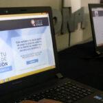 ONPE: Quienes no deseen cambiar local de votación también deben ratificarlo