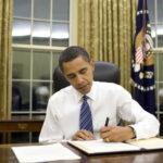 EEUU: Obama firma orden ejecutiva que levanta sanciones contra Irán