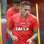 Flamengo con Paolo Guerrero ante Boavista por el Torneo Carioca