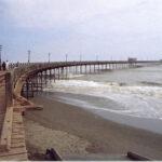 Lambayeque: Puertos cerrados por oleajes irregulares