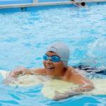 Villa El Salvador ofrece piscina gratuita a personas con discapacidad