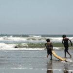 Lambayeque: Concurridas playas presentan contaminación ambiental