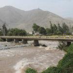 Caudal del río Rímac es bajo pese a lluvias en su cuenca