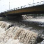 Senamhi: Caudal del río Rímac aumenta por lluvias