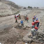 Caudal bajo de río Chillón impide captación en planta de tratamiento