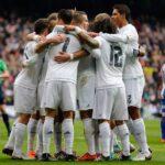 Liga BBVA: Real Madrid golea 5 a 1 al Sporting de Gijón