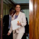 Guatemala: Juez ordena que exvicepresidenta regrese a la prisión