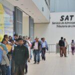 SAT logró recaudación tributaria récord para Lima