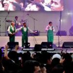 Plaza de Armas: Inicia serenata a Lima por 481 años