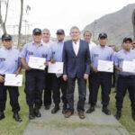 Reconocen a serenos de Lima que frustraron robos y asaltos