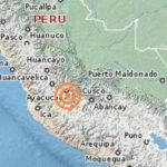 Ayacucho: Sismo de 4.3 grados remece región