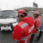 Sutran sancionó más de 29 mil vehículos informales el 2015