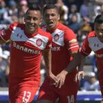 Christian Cueva anota pero Toluca pierde 3-2 ante Los Pumas