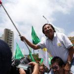 Alejandro Toledo niega retiro de su candidatura presidencial