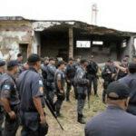 Vraem: turba hiere a 12 policías y rescata a narco en alturas del distrito de Llochegua