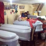 Pasco: Velan a víctimas de accidente en Chancay