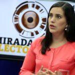 Verónika Mendoza se pronuncia sobre denuncia contra César Acuña