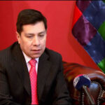 Exministro de Defensa boliviano es nuevo secretario de la Comunidad Andina
