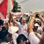 Partido Humanista inscribe su plancha presidencial