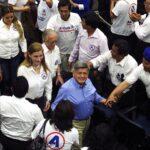 César Acuña inscribió plancha presidencial (VIDEO)