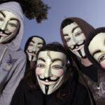 Anonymous ataca 300 portales del gobierno de Tailandia