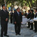 ANP Huánuco rindió tributo por Martirologio de Uchuraccay
