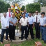 ANP Chiclayo rindió homenaje a Mártires de Uchuraccay