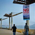 Magdalena del Mar: Bañistas no pueden ingresar a playas