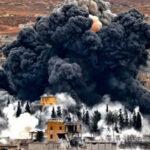 Estado Islámico: bombardeo destruye banco central de yihadistas