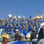 Bolivia: Más de 6,000 músicos entonan canciones sobre demanda marítima