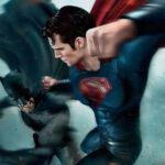 Batman v Superman: Potente afiche de la pelea heroica