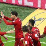 Bundesliga: Bayern Múnich líder a 8 puntos del Borussia Dortmund