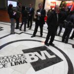 Bolsa de Valores de Lima culmina jornada con mínimas bajas: 0.25%