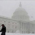 EEUU: Cierran Capitolio y oficinas del gobierno por la súper nevada Jonás
