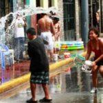 Sedapal pide a población no desperdiciar el agua en carnaval