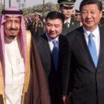 """Presidente chino llega a Oriente Medio para abrir nueva """"ruta de la seda"""""""