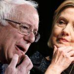 EEUU: Clinton y Sanders inician liderazgo con reñidas primarias