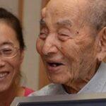 El hombre más longevo del mundo muere a los 112 años en Japón