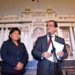Congreso oficializa el Tratado de Extradición Perú-Francia