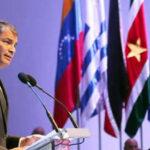 Rafael Correa: Celac debe reemplazar a la OEA en mediano plazo