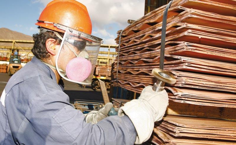 Proyecto Las Bambas envía primer cargamento de cobre a China