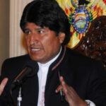 Evo reitera críticas al canciller chileno y defiende demanda marítima