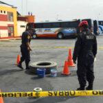 Chimbote: Udex detona explosivo hallado en terminal terrestre