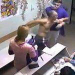 Rusia: Médico mata de puñetazo a paciente que faltó respeto a enfermera (Video)