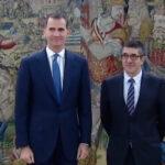 España: Rey Felipe VI insinúa que ve difícil investidura de Rajoy