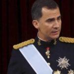 España: Rey no recibirá a presidenta del parlamento catalán