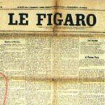 Le Figaro decano de la prensa francesa cumple 190 años