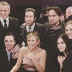 Friends y The Big Bang Theory: Reunión de los dos elencos